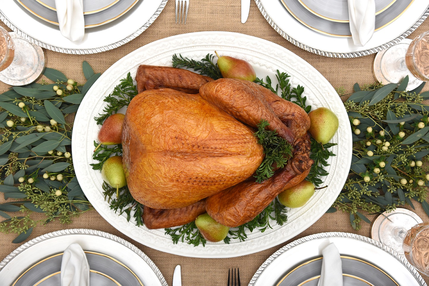 8 Ways To Make Turkey The Star Of Your Holiday Season