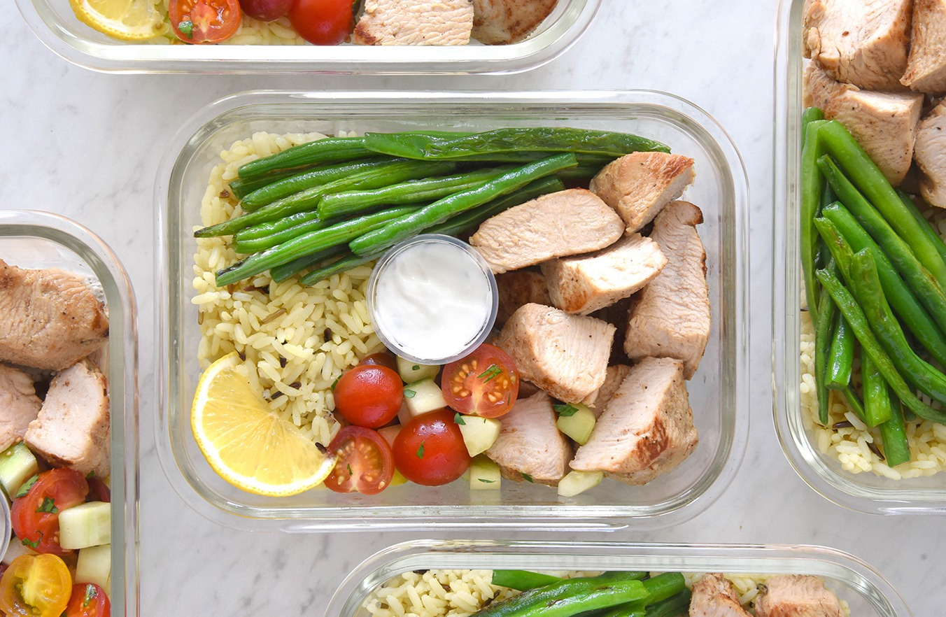 Delicious Mediterranean Turkey Meal Prep Recipe and 5 Reasons to Makeover Everyday Meals With Canadian Turkey