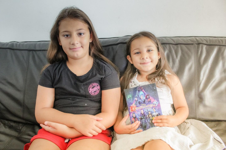 Disney Descendants 3 Review & Giveaway