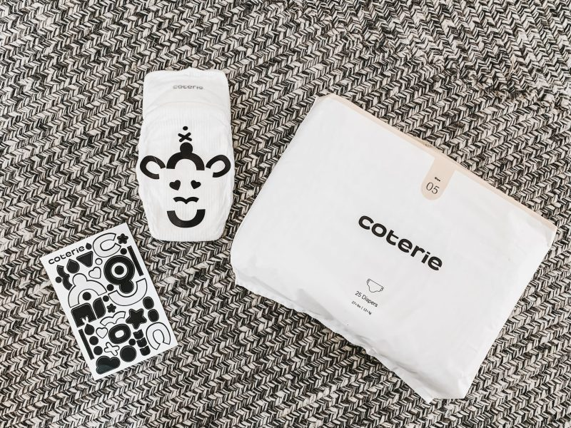 coterie diaper review