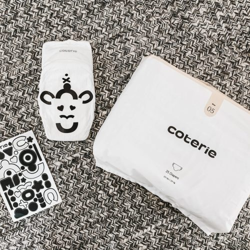 Coterie Diaper Review – A Company That Gives Back