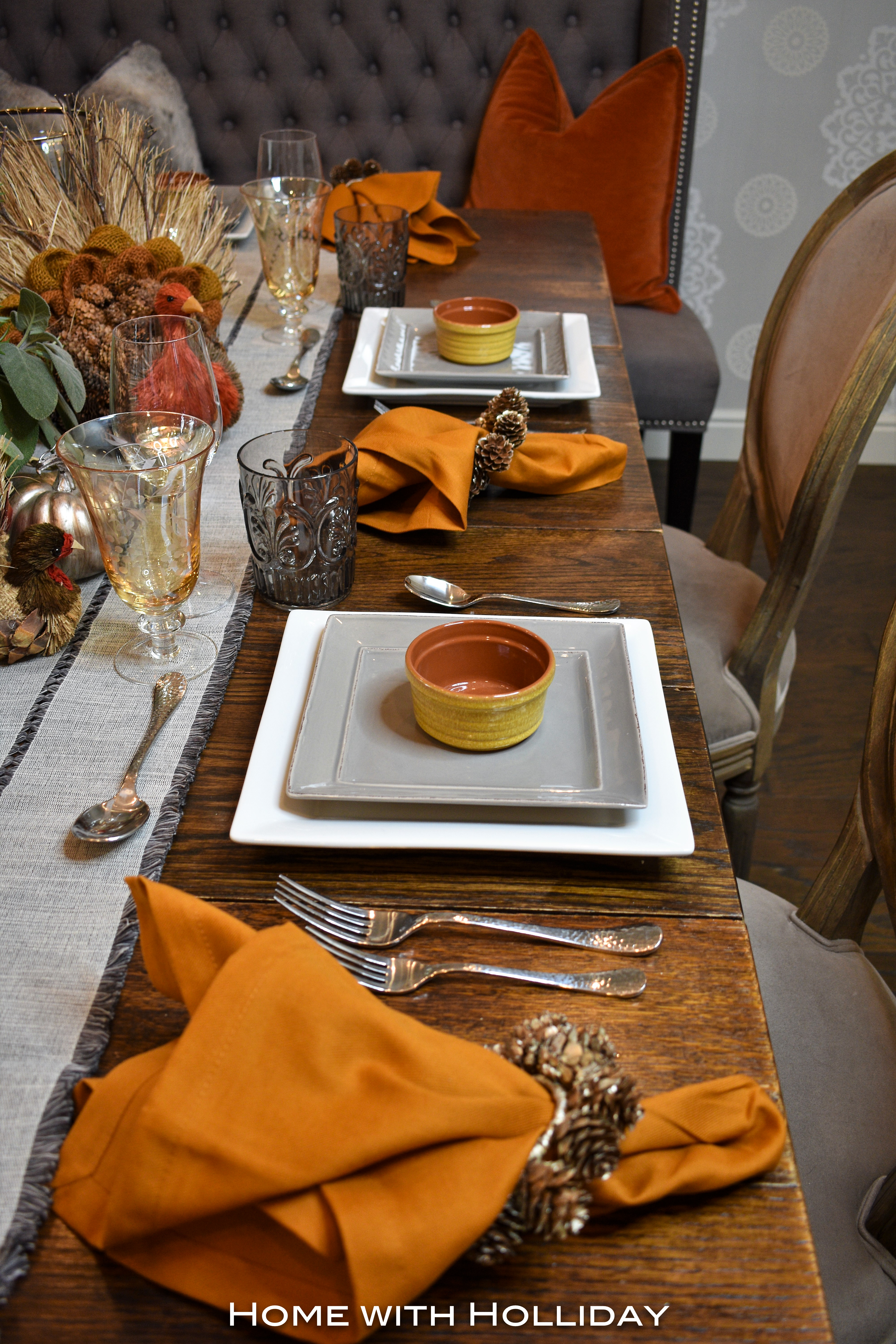 Best Fall Decor on Amazon for Table Settings on Amazon