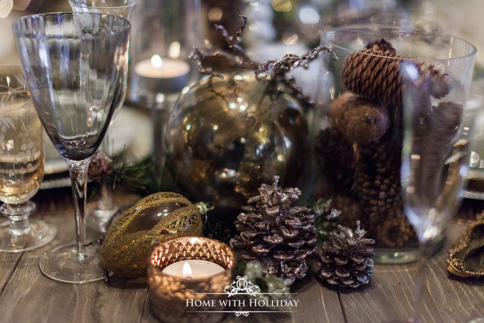 Christmas Decorating Ideas - Home with Holliday