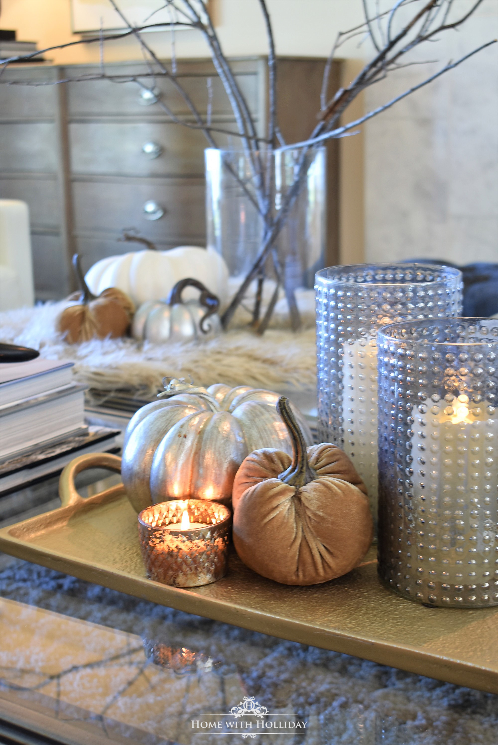 Easy and Creative Fall Decor Ideas 16