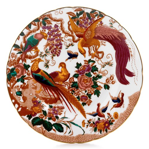 Olde Avesbury Salad Plate for Jewel-toned Thanksgiving Table Setting - Home with Holliday