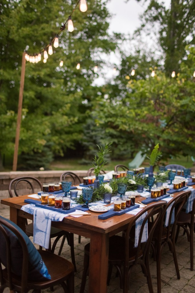 Masculine Dinner Party Ideas