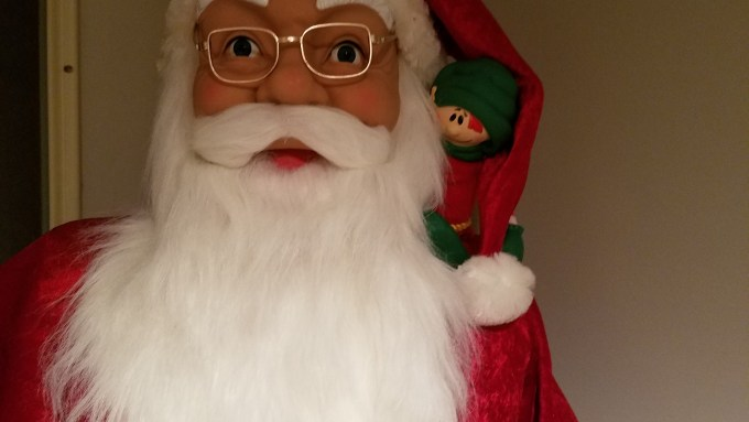 Christmas Traditions: Christopher the elf