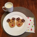 Tea Time Tuesday Reindeer Edition with Homework and Horseplay