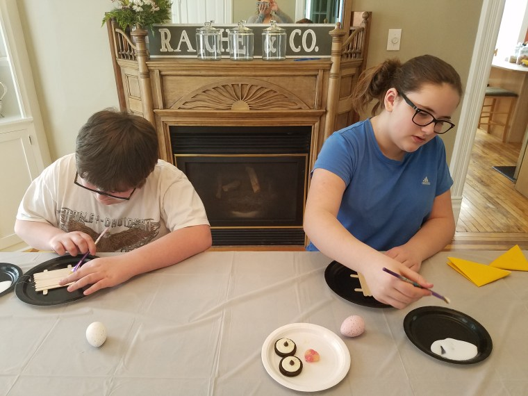 January STEM Challenge from Homework and Horseplay