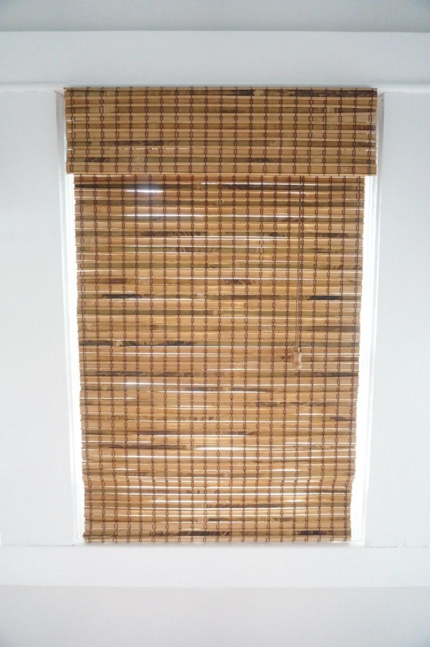 Customizing Bamboo Shades