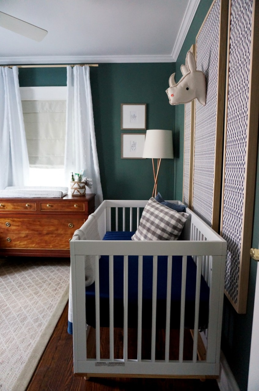 Baby Boy Room Design Pictures: Baby Boy Nursery: One Room Challenge REVEAL