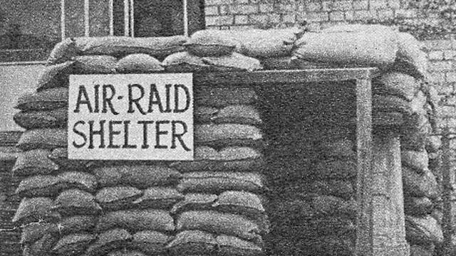 Primary homework help air raid shelters