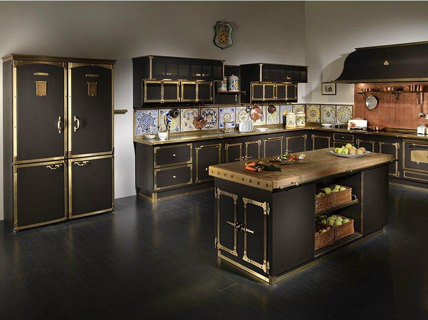 Medici Palace Kitchen By Officine Gullo