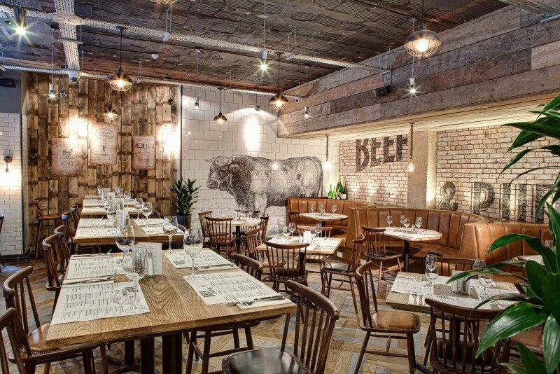 DV8 Designs Has Created A True Rustic Feel In Beef And