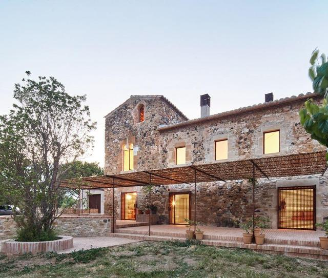 Farmhouse Rehabilitated In Emporda Spain