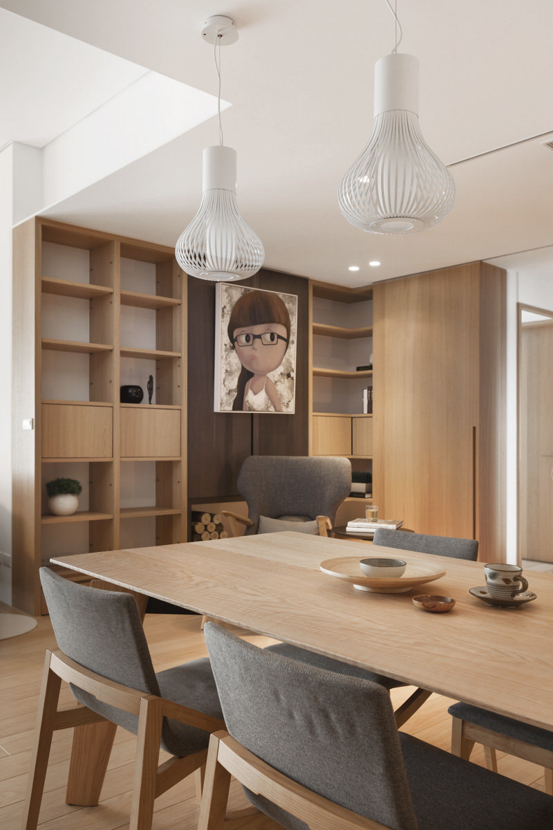Pure Apartment By JS Space Taiwan