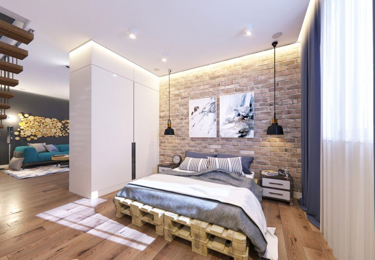Lounge Loft In Kiev By Leopolis Architecture Group
