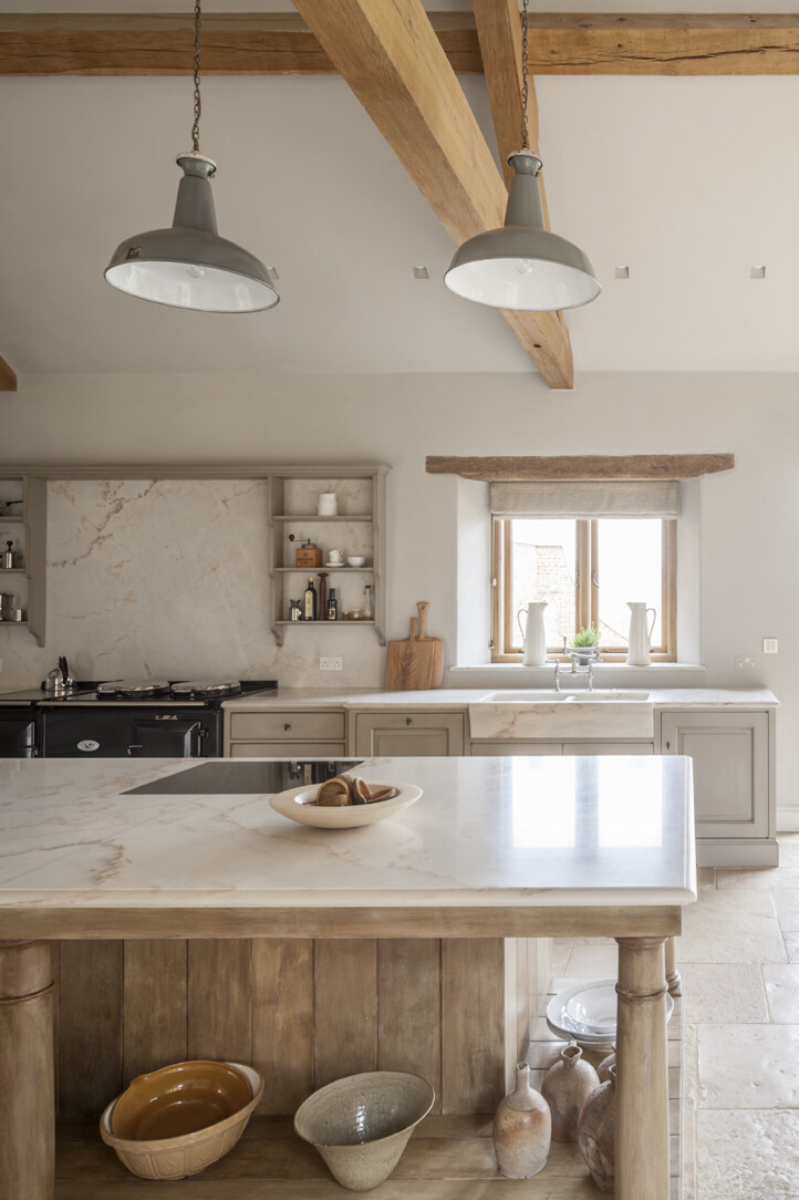 Modern Rustic Kitchen by Artichoke on Rustic:1Gdhjdx6F3G= Farmhouse Kitchen  id=56372