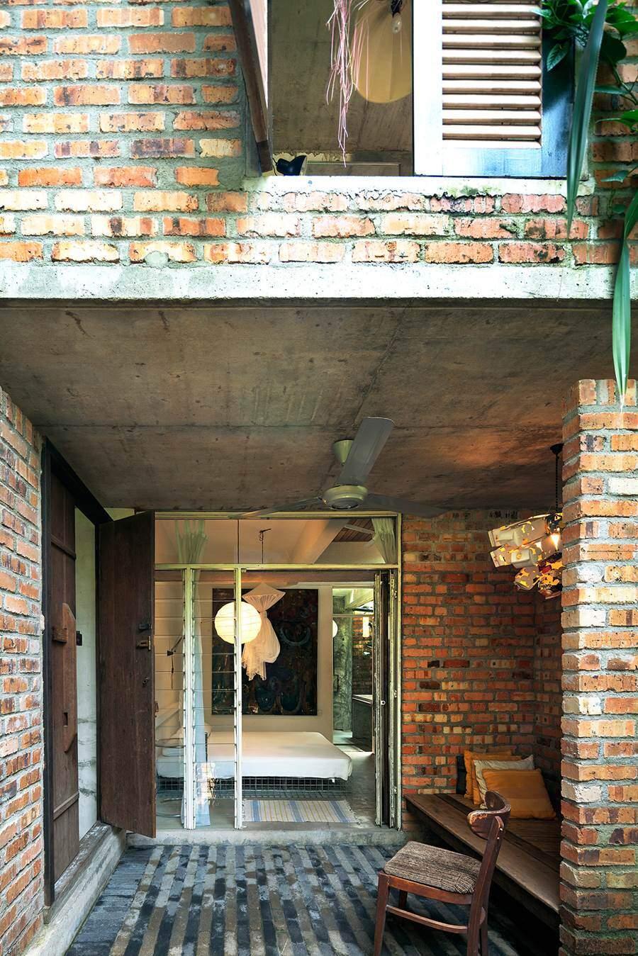 Sekeping Tenggiri Retreat By Seksan Design