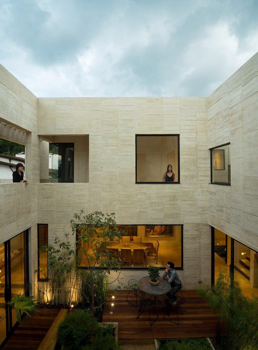 Jardin House In Medellin By Laboratorio De Arquitectura Y Paisaje
