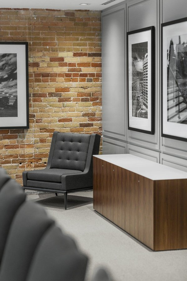 Capreit Office Space Renovation in Toronto