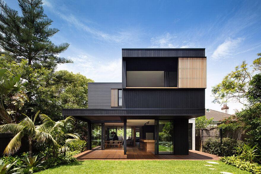Wall House A Modern Farmhouse With Energy Efficient Design