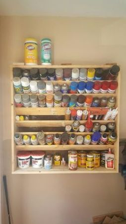Awesome garage storage and organizations ideas 14 (source pinterest.com)