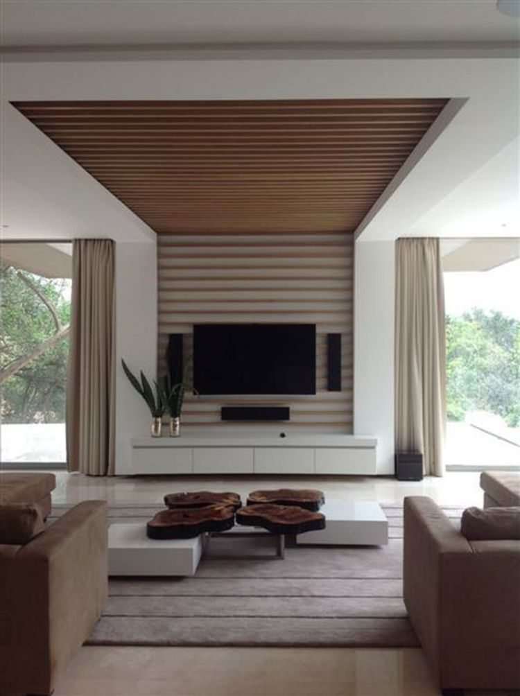 Best wood ceiling to make awesome home interior 10