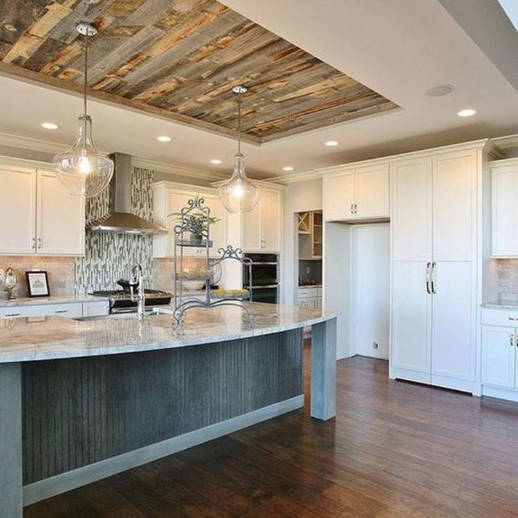 Best wood ceiling to make awesome home interior 16