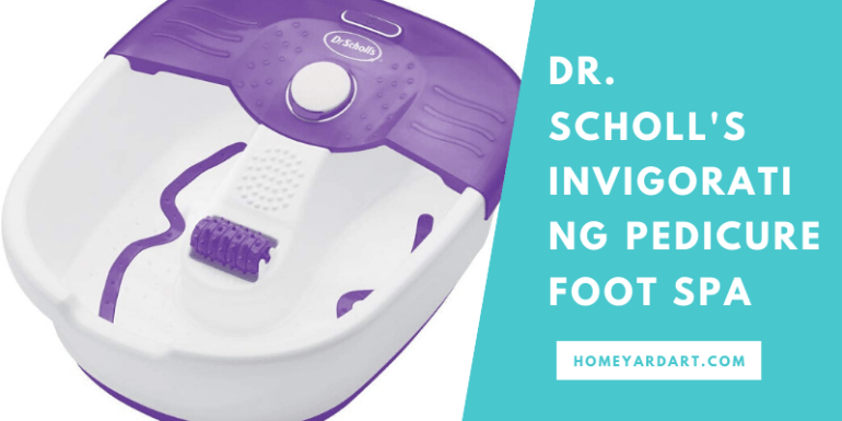 Dr. Scholl's Invigorating Pedicure Foot Spa