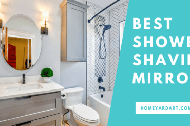 best shower shaving mirror