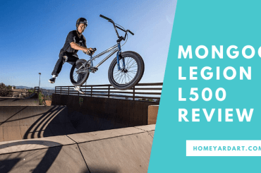 Mongoose Legion L500 Review