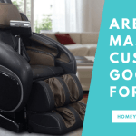 Are massage cushions good for you?