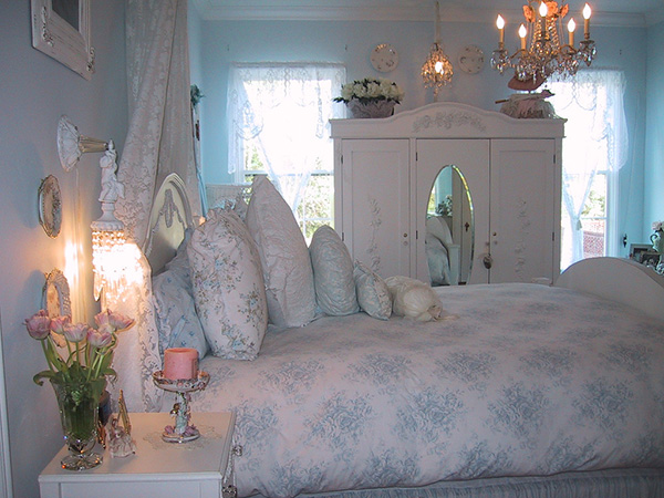 40 Shabby Chic Bedroom Ideas That Every Girl Will Love 2018