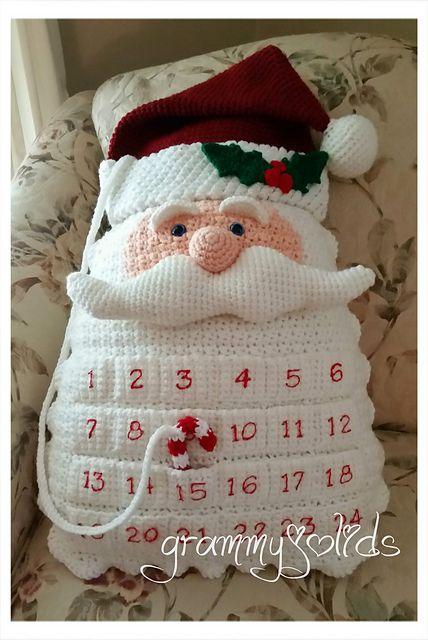 25 DIY Christmas Countdown Calendar Ideas And Tutorials 2017