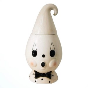 Johanna Parker Ghost Cookie Jar