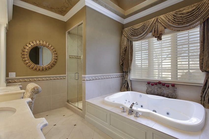59 Luxury Modern Bathroom Design Ideas (Photo Gallery