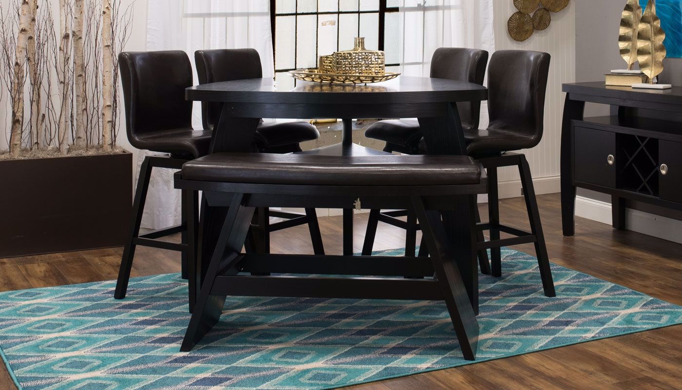 Triangle Dining Collection Home Zone Furniture Dining Room Home Zone Furniture Furniture Stores Serving Dallas Fort Worth And Northeast Texas Mattress Sets Living Room Furniture Bedroom Furniture