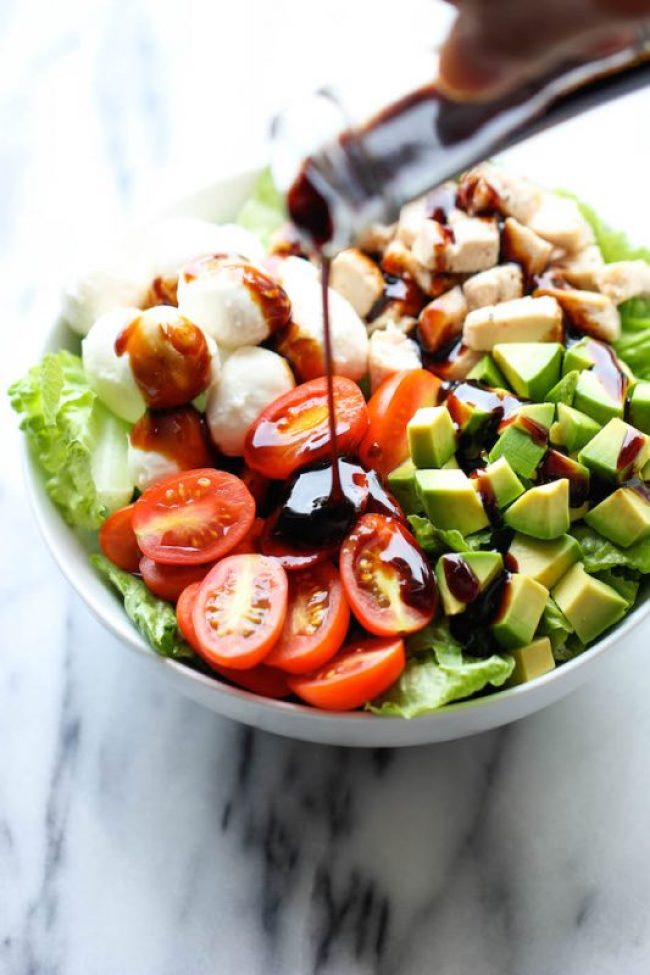 Easy Lunch Ideas with Avocado