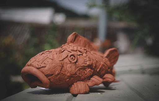 Clay Modelling – Eastnor Pottery