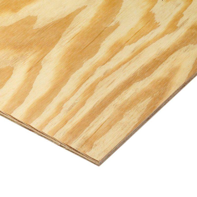 Flooring, Plywood Luan 4' X 8'