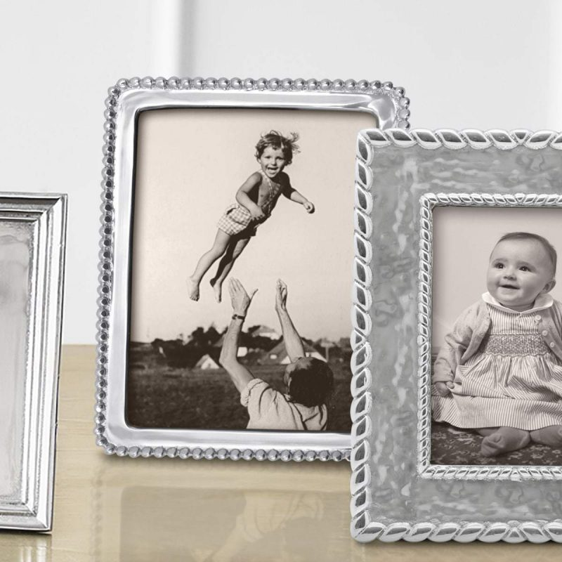 Beaded 5x7 Picture Frame | Mariposa