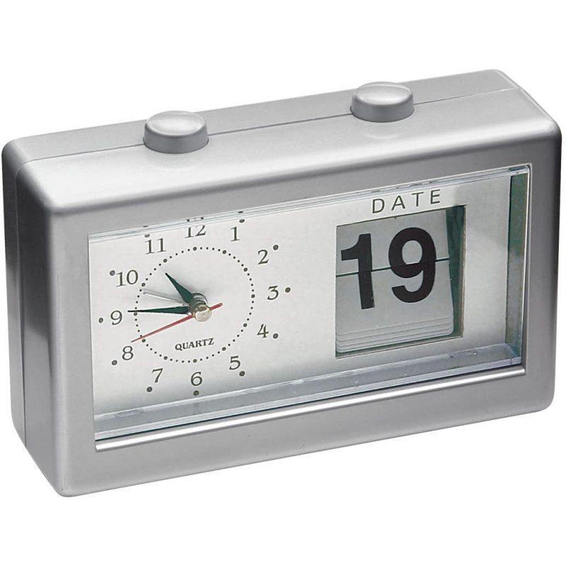 Calendar Clocks | 1 Color Available | $6.75 ea. @ 50 Qty.