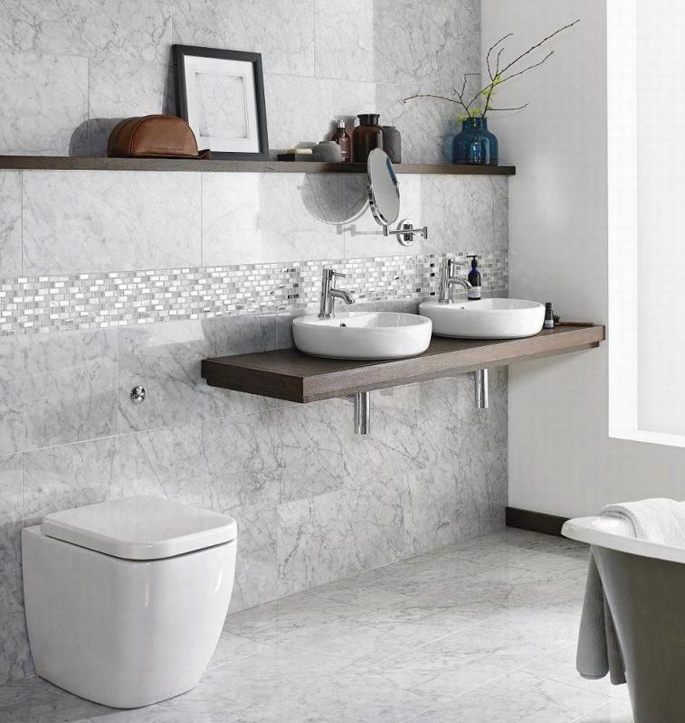 Carrara Polished Marble 305x610 | Tile Giant