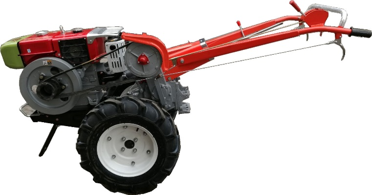 China 10HP High Clutch Power Tiller Walking Tractor (SH101H) - China  Tractor, Power Tiller