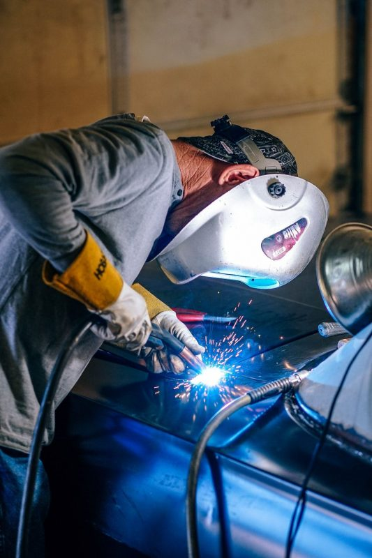 Download this free HD photo of welding, welder, work and repair in Warrenton, United States by Fancycrave (@fancycrave) | Welding, Best mig welder, Welders