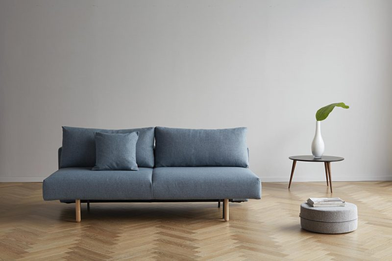 Frode without arms sofa bed - Innovation Sofas