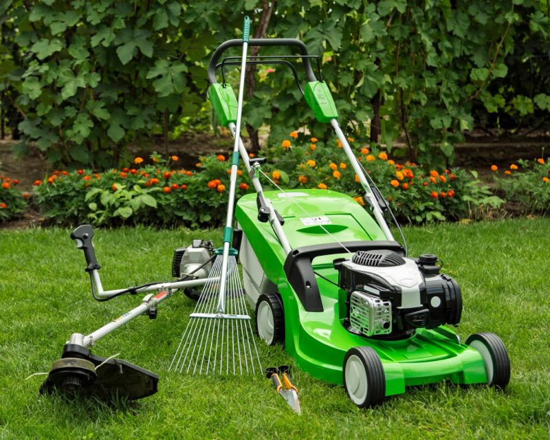 How to Care for Lawn and Garden Tools | DIY