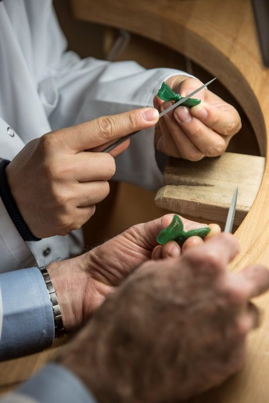 Inside the Creative Process of Master Jewelers - Artsy