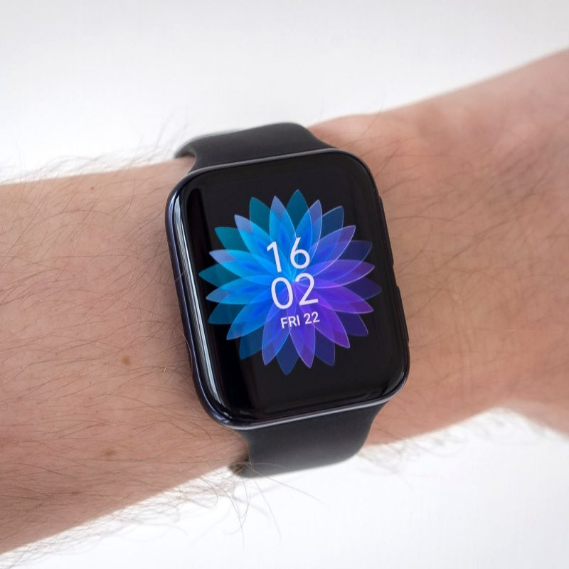 The Oppo Watch isn't bad, but it does look like an Apple Watch - The Verge